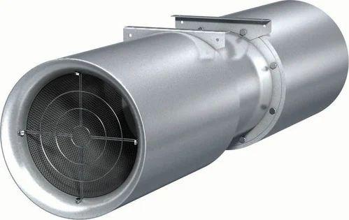 0 3 3kw Basement Ventilation Jet Fan Rs 28000 Unit