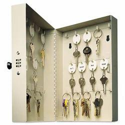 Metal Key Boxes