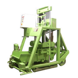 Semi Automatic Hollow Solid Block Machines