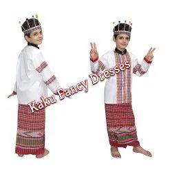 Mizoram Taditional Costumes