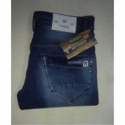 Mens Blue Denim Jeans