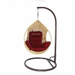 Carry Bird Chain Single Seater Swing