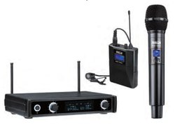 AWM-700UHL PA Wireless Microphones