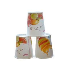 Paper Juice Disposable Cups, Packet Size (pieces): 100 Pieces