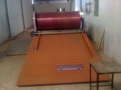 Neo Mild Steel Automatic Flexographic Printing Machine, For Industrial