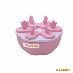 Klaxon Ice Cream Popsicle Mold Set