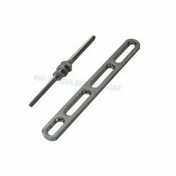 Titanium Steffee Plate Spinal Implant Orthopedic