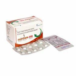 Pantoprazole Sodium & Domperidone Sustained Release Capsules