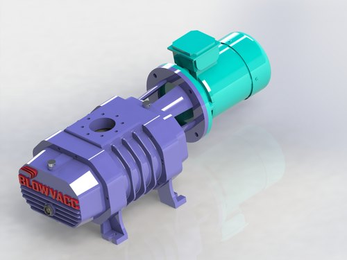 BLOWVACC 7.5 Hp Mechanical Vacuum Booster, For Industrial, Model  Name/Number: BVB0515, Rs 80000 /piece   ID: 21712968012