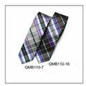 QMB110-7, QMB110-16 - Mens Tie Micro Fibre
