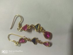 Silver Hook Earring