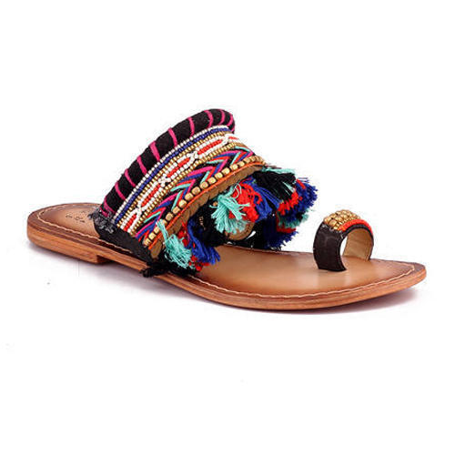6d528be38657 Naughty Walk Formal And Casual Fancy Ladies Sandal, Rs 1085 /piece ...