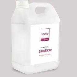 Vooki Silve Line - Multipurpose Soap Oil - 5 Lits