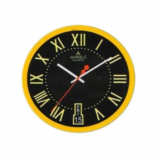 Wall Clock Designer Wall Clock Manufacturer from Mumbai