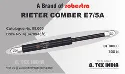 GAS SPRING FOR RIETER COMBER
