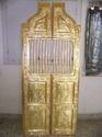 24 Carat Gold Coated Doors