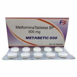 Metformin Tablets 500 mg