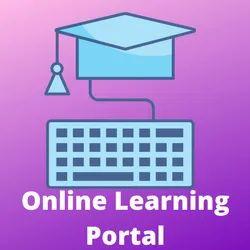 Online learning Website Development