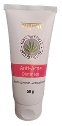Anti Acne Ointment, Packaging Type: Tube, Packing Size: 50 g