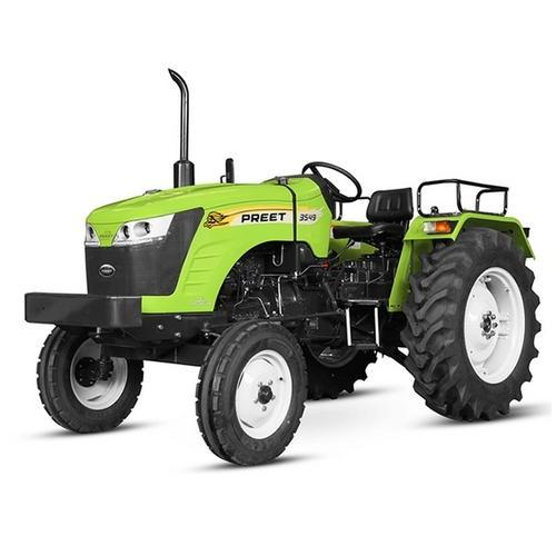Preet Preet 3549 2WD 35 HP Agricultural Tractor, PREET-3549 Challenger
