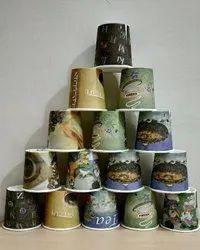 60ml Printed Paper Cup