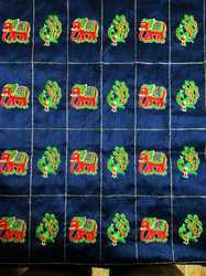 Totone Embroidery Work Fabric