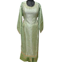 Round Neck Sharara Suit