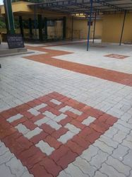 Walk Way Pavers