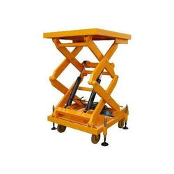 MS Hydraulic Scissor Lift Table