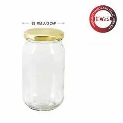 400 gm Round Honey Jar
