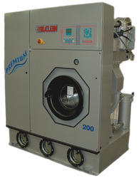 Premium 200 Perc Dry Cleaning Machine