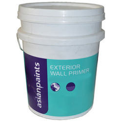 Asian Paints Exterior Wall Primer, Packaging Type: Bucket