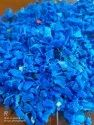 Blue Hdpe 200 Litre Drum Grinding, For Reprocessed Granules, Packaging Type: 30 Kg