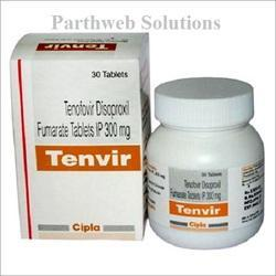 Tenvir 300mg Tablets