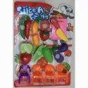Cutting Fruit  Plastic Toy Set