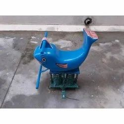 Blue Whale Spring Rider