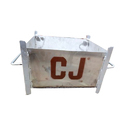 Cj Stainless Steel Soap Tray, Frequency: 50 Hz