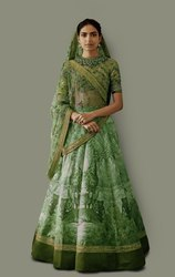 Pramukh Stitched Silk Lehenga