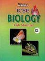 I S C E Lab Manual Biology Ix