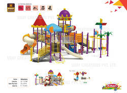 Kilkari Kids Playground Equipment Adventure