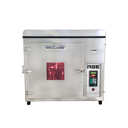 Infra Red Heating Beaker Dyeing Machine