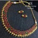 Kempu Jewellery