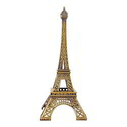 Antique Golden Look Eiffel Tower Corporate/ Festival Item