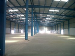 Steel Sheds Fabrication Services