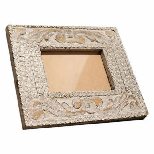 Photo Frames - Teak Wood Photo Frame Manufacturer from New Delhi
