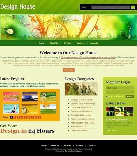 HTML Website Designs in Ghaziabad, Vaishali by Adhya Biztech ... on online documentation, online email, online faq,