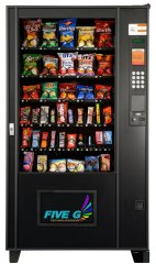 5G-VE-10C Vending Machine