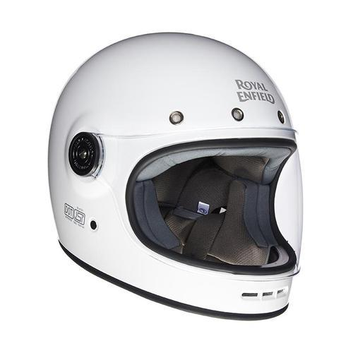 34d9bf00 Royal Enfield White Drifter Helmet - Out, Size: L And XL, Rs 3500 ...