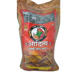Aditya Natural Chakki Fresh Atta, Organic, for Chapatis