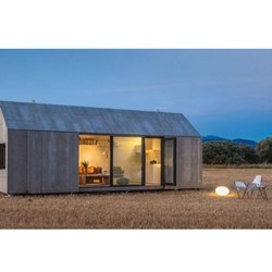 MS Prefabricated Farm House